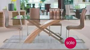 Oak Furniture Village Uk With Chairs Dining Table Sets Sale