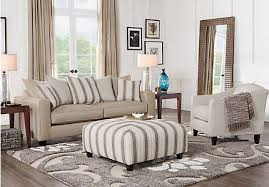 parker place transitional living room furniture collection
