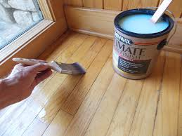 Applying Water Based Polyurethane To Hardwood Floors by A Landing Rescue Minwax Blog