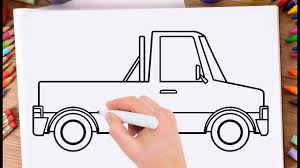 How To Draw A Pickup Truck Step By Step Learn Drawing Pickup Truck ... How To Draw A Fire Truck Clip Art Library Pickup An F150 Ford 28 Collection Of Drawing High Quality Free Cliparts Commercial Buyers Can Soon Get Electric Autotraderca To A Chevy Silverado Drawingforallnet Cartoon Trucks Pictures Free Download Best Ellipse An In Your Artwork Learn Hanslodge Coloring Pages F 150 Step 11 Caleb Easy By Youtube Pop Path