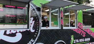 100 Game Truck Richmond Va Lickin Lizard Dippers Ice Cream