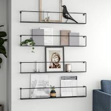 ogden wall accent shelf küche dekoration wand wandregal