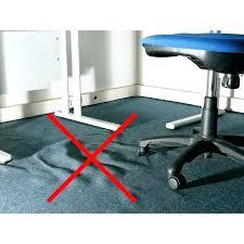 tapis de sol transparent pour bureau tapis chaise de bureau writingtrue co
