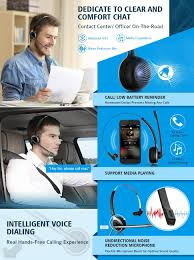 Mpow Wireless Office Monaural Headset/ Truck Driver Headset ... Mpow Pro Truck Driver Bluetooth Headset Office Wireless Cell Phones Accsories Headsets Find Zelher Products Online At 40 Earphone Universal Stereo Business Match Your Smart Life 2pack Headsetoffice Amazoncom V41 Headsettruck Headphone Earpiece Hands Free Buy Shinevi Headsetmini Mono Mpow Bluetooth Office Over Head Blue Tiger For Drivers