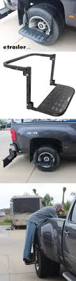 HitchMate TireStep Adjustable Step For SUVs, RVs And Light Trucks ...