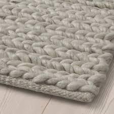 hjortsvang teppich handarbeit elfenbeinweiß 160x230 cm