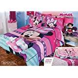 Minnie Mouse Queen Bedding amazon com mickey and minnie mouse king queen adults cartoon