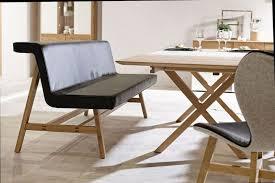 voglauer v solid sitzbank gepolstert stühle bänke essen