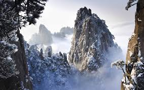 Huangshan Mountains 216595