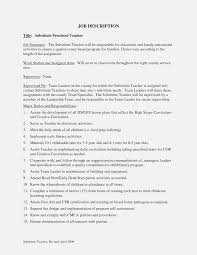 Job Description And Duties Of A Computer Teacher Lesson Plan ... Awesome Teacher Job Description Resume Atclgrain Sample For Teaching With Noence Assistant Rumes 30 Examples For A 12 Toddler Letter Substitute Sales 170060 Inspirational Good Valid 24 First Year Create Professional Cover Example Writing Tips Assistant Lewesmr Duties Of Preschool Lovely 10