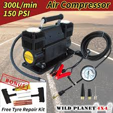 Car Air Compressor 12V 4x4 Portable Tyre Deflator Inflator Pump 300L ... Buy Now Giantz 320l 12v Air Compressor Tyre Deflator Inflator 4wd Dc Air For Horn Car Truck Auto Vehicle Electric Heavy Duty Portable 1 Tire Pump Rv Diecast Package Caterpillar Ep16 C Pny Lift Twin Piston 4x4 Da2392 Mounted Compressors Pb Loader Cporation Brake 3558006 Cummins Engine New Puma Gas At Texas Center Serving For Trucks With Nhc 250 Diesel Engine The 4 Best Tires Essential 30 Gallon Twostage Mount Princess