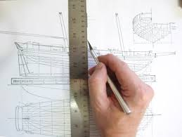 Model Ship Plans Free by Creating A Solid Hull Ship Model 1 The Model Shipwright