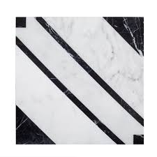 jeff lewis rexford 11 3 4 in x 11 3 4 in x 10 mm marble mosaic
