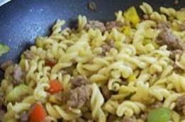 pâtes à la viande hachée 1 recettes de pâtes à la viande hachée