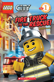 Buy LEGO® City Adventures Reader: Fire Truck To The Rescue: Fire ...