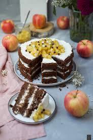 apfel schokoladen torte saftig und einfach fräulein meer