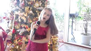 Singing Christmas Tree Tacoma by American Singing Russian Christmas Song Youtube