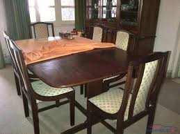 Second Hand Dining Room Furniture Chair Sale Table 6 Chairs