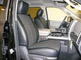Dodge Ram 1500 Leather Seat Covers, Custom Seat Covers For Trucks ...