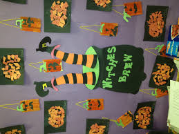 Pumpkin Patch Bulletin Board Sayings by Halloween Witches Brew Bulletin Board Bulletin Boards