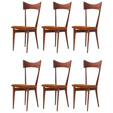 Six Italian Dining Chairs In Natural Leather And Mahogany By Ico ... Sothebys Home Designer Fniture Midcentury Modern Shop Porthos Retro 1950s Diner Style Ding Chairs Set Of 2 Shor Chair Sklum Niels Moller Ding Chairs Model 75 Fully Stored Grey Lvet Chair Gordon 4 In Original Fabric 1960s Seating Berke Woven Allmodern Sold 10 Midcentury 1950 Vintage Wooden Of For Sale At Pin By Ilovemidcentury On Mid Century Ox Arm Gubi Cchair Design Marcel Gascoin 1947 Sold 8 By Umberto Mascagni
