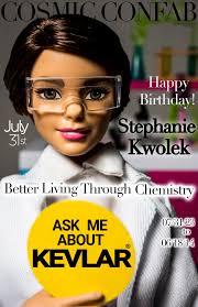 Stephanie Kwolek Cosmic Confab