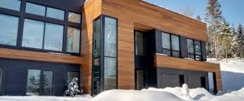 revêtement exterieur pour votre maison à ossature bois lequel