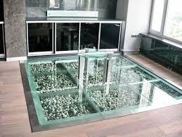 Glass Floor Ceiling Designs Modern Interiors