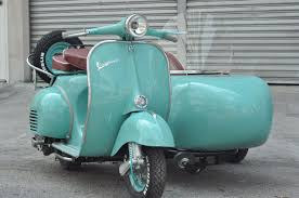 Vespa Sidecar For Rent In Singapore