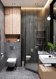 104 Modern Bathrooms Small Bathroom Bathroom Interior Design Bathroom Design Bathroom Design