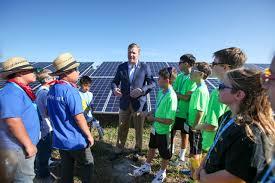 FPL accelerates major solar energy development projects now
