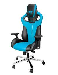 Amazon.com: E-BLUE USA Cobra Gaming Chair: Kitchen & Dining
