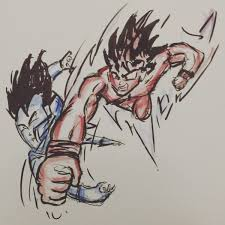Dragon Ball Z Gohan Drawing Free Download Best Dragon Ball