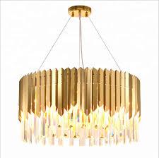 moderne simpmle runde gold farbe kristall luxus kronleuchter für wohnzimmer buy kristall kronleuchter beleuchtung kronleuchter kristall chanderlier