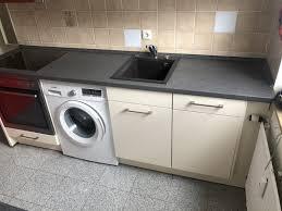 verkaufe küche inkl herd und spülmaschine 1500