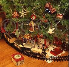 cute trainsets for christmas time for the holidays