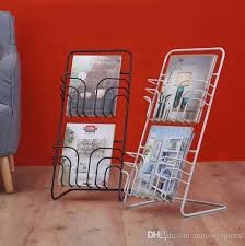 großhandel wandregal einfache eisenwandmontage regale wände hängen regal wohnzimmer tv hintergrund wanddekoration kreative bücherregal