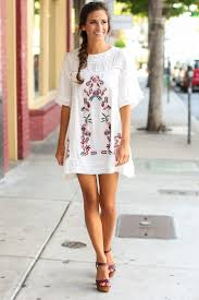 best 20 white embroidered dress ideas on pinterest embroidered