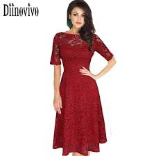 online get cheap red party dresses aliexpress com alibaba group