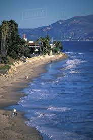 100 Santa Barbara Butterfly Beach NA USA California D256_32_804