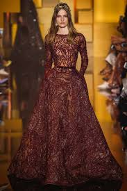 Elie Saab Fall 2015 Couture Collection SANOOBAR UNSCRIPTED