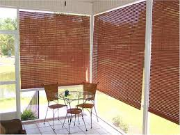 Vinyl Roll Up Patio Shades by Outdoor Vinyl Roll Up Blinds