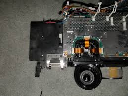 Sony Kdf E50a10 Lamp Door by Optical Block Removal Rebuilding Sony Lcd Rear Projection Tv