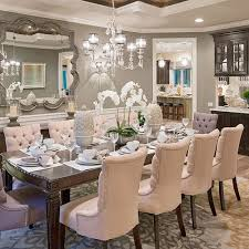 Dining Room Table Decorating Ideas by Best 25 Elegant Dining Room Ideas On Pinterest Elegant Dinning