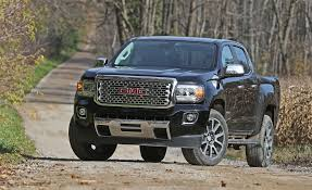 2017 GMC Canyon | Review | Car And Driver 2019 Gmc Sierra Pictures Performance More Camakers Chevrolet 454 Ss Muscle Truck Pioneer Is Your Cheap Forgotten 2500hd Kansas City Conklin Fgman Dealership Gas Performance Parts 2017 Reviews And Rating Motor Trend 2014 Gmc 1500 Oe 158 Zone Suspension Lift 45in Slp 620075 Lvadosierra Pack Level Highperformance Pickup Trucks A Deep Dive Aoevolution Trim Levels Sle Vs Slt Denali Blog Gauthier Midnight Custom Build 2018 Trent New Bern Nc The 2016 Sca Black Widow Youtube