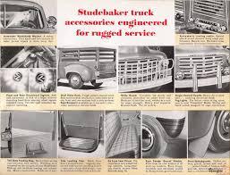 100 Studebaker Truck Parts 1950 S Brochure