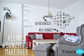 kleines wohnzimmer makeover upcycling nähen und ein ikea