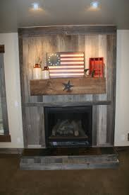 Fireplace. Not My Favorite But Looking For An Idea On An Existing ... Gray Rustic Reclaimed Barn Beam Mantel 6612 X 6 5 Wood Fireplace Mantels Hollowed Out For Easy Contemporary As Wells Real 26 Projects That The Barnwood Builders Crew Would Wall Shelf Nyc Nj Ct Li Modern Timber Craft 66 8 Distressed Best 25 Wood Mantle Ideas On Pinterest 60 10 3
