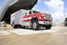 100 First Fire Truck Aerial Port Helps Send Fire Truck To Guatemala In Humanitarian