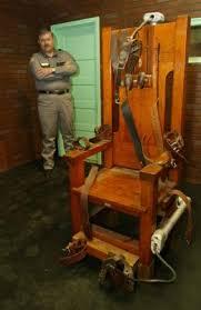 chaise lectrique usage de la chaise électrique de sur la chaise electrique